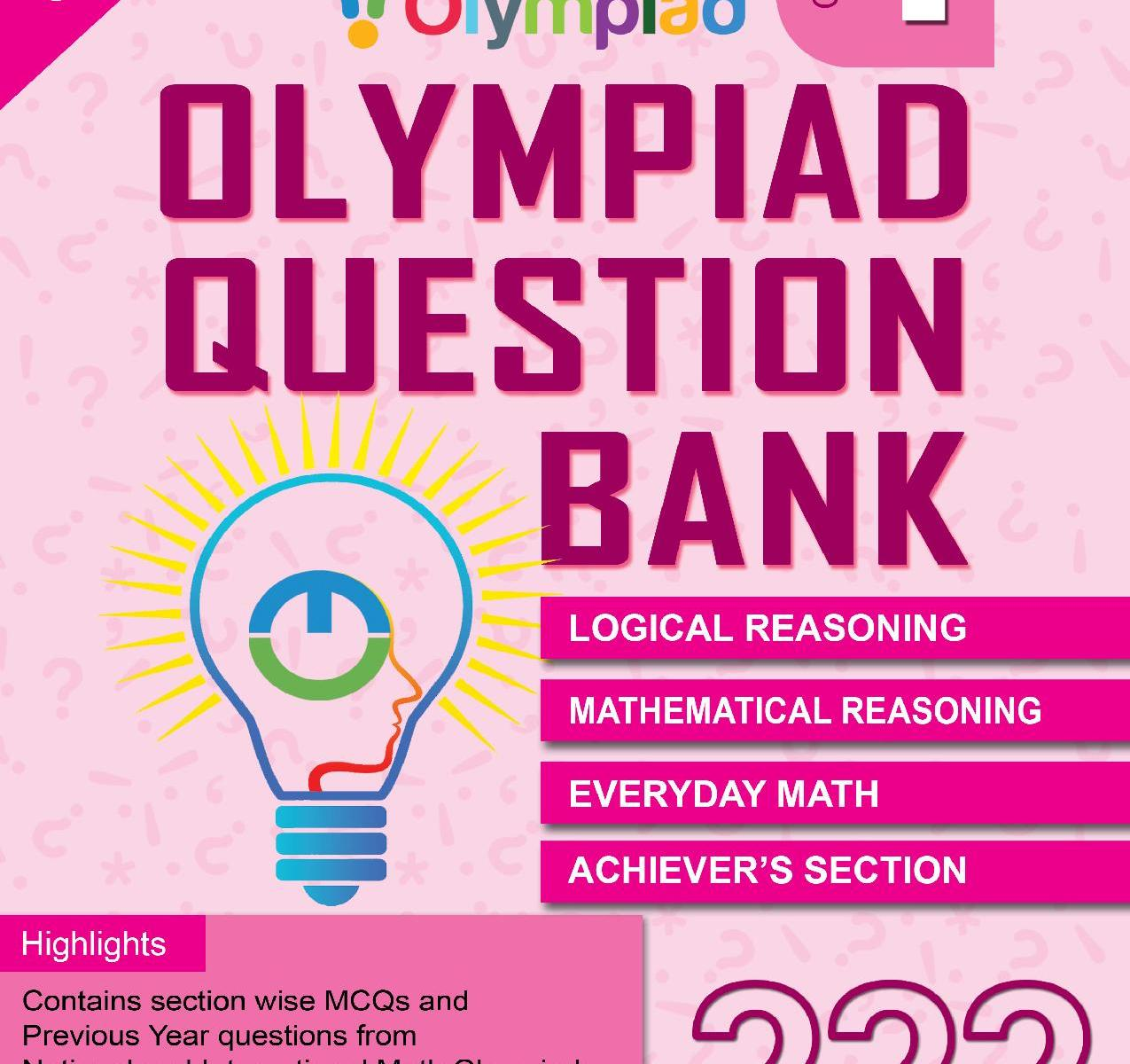 OLYMPIAD QUESTION BANK for class 4 – WINDOWSHOPPI